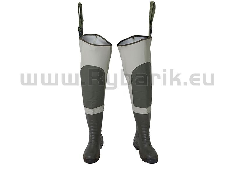 387c6f30c Brodiace čižmy Pros Premium WRP 02 s kolennými výstužami (20289 ...