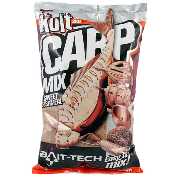 Krmivo Bait-tech Kult Carp Mix Sweet Fishmeal 2kg