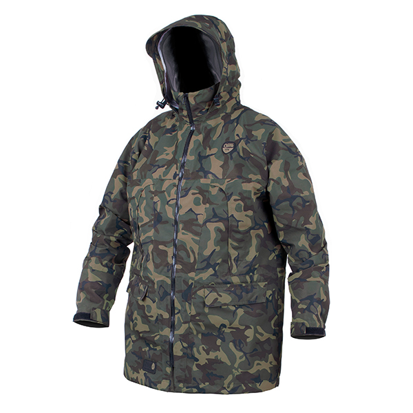 Bunda Fox Chunk 10K Hydro Camo Jacket