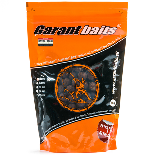 Boilies Garant Baits Royal Squid