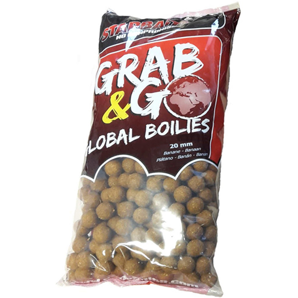 Starbaits Grab and Go Global Squid Octopus - kalamár/chobotnica