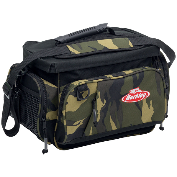 Taška na prívlač Berkley Camo Shoulder Bag