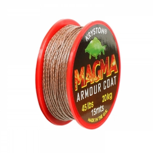 Šnúrka Kryston Magma Armour Coated Braid 45lb/20,41kg