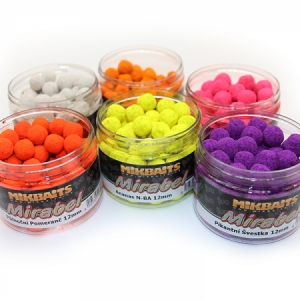 Boilies Mikbaits Mirabel Fluo 12mm
