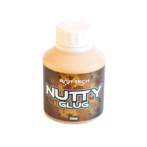 Tekutý posilovač Bait-tech Nutty Glug 250ml